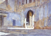 The Palace Gate