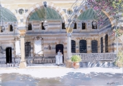 The Al Azem Palace, Damascus, Syria